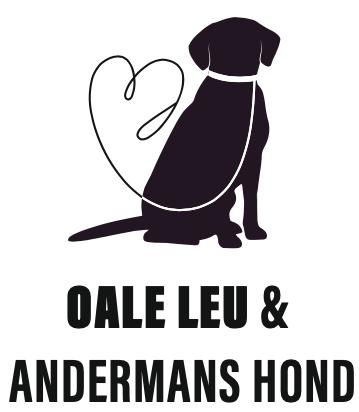 logo oale leu andermans hond